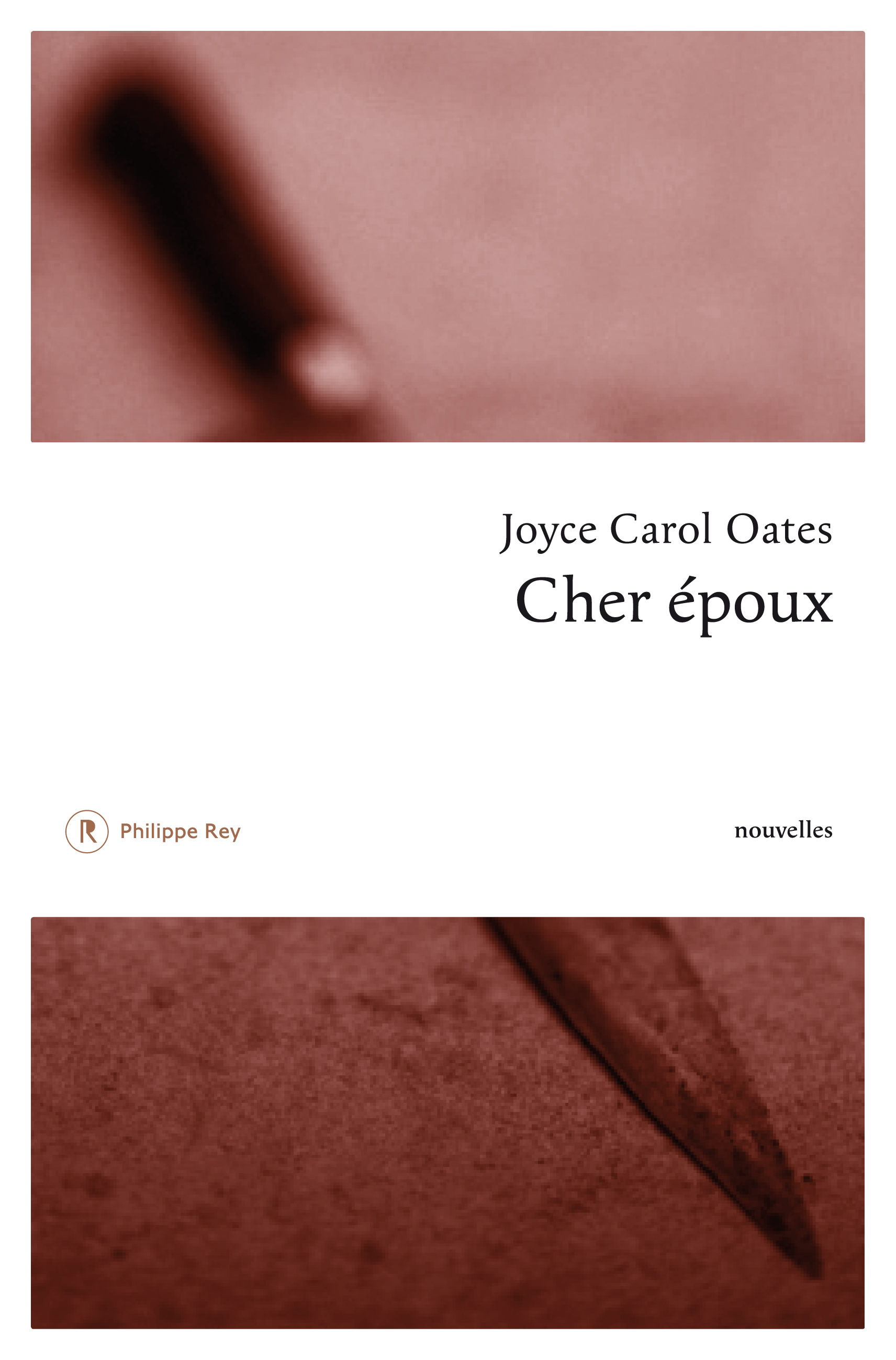 Joyce Carol Oates - Cher époux